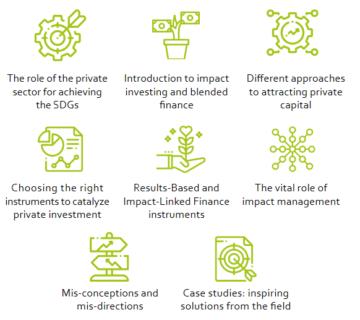 IIBF Program Focus